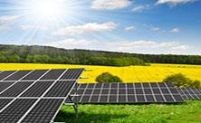 solcelleanlæg højt afkast med hybrid solcelleanlæg