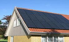 solcelleanlæg med batterilager